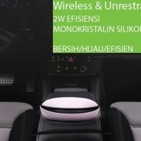 New Car Purifier Aromatheraphy USB Ultrasonic - 230ml Humidifier