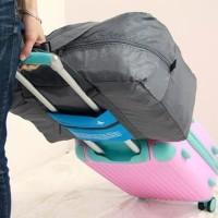 New Kado Unik Ultah Pacar - Tas Lipat Kait ke Koper / Travel Anti Air