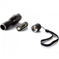 New Senter Police SWAT LED Laser Terang 2000 Lumens / LED Flashlight