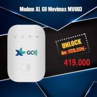 Terlaku Mifi Modem Wifi 4G Wireless Router Xl Go Movimax Mv003 Unlock