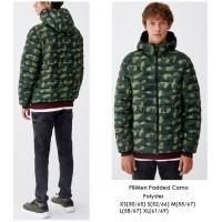 690c5596902fb new PULL N BEAR Men Padded Camo Jacket Jaket Branded Original Murah