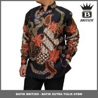 BATIK BRITIZH ATBM BARON / BATIK PEKALONGAN FORMAL LIMITED EDITION
