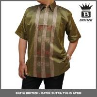 BATIK BRITIZH SUTRA TULIS / BATIK BARON FORMAL LIMITED EDITION