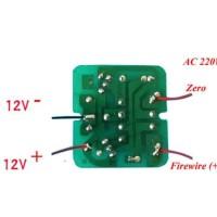 Paling Murah Modul Inverter 40W Dc 12V Aki 220V Ac Module Listrik