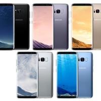 Ready HARGA PROMO Samsung Galaxy S8+ Smartphone - Midnight Black [64