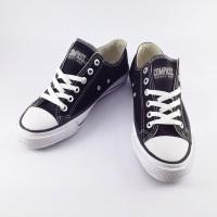 Sepatu Sekolah Sneaker Laki-laki Perempuan - Compass - HATTRICK