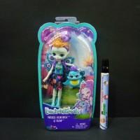 Mainan Pajangan Enchantimals Patter peacock & Flap Mattel