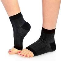 S/68 Kaos Kaki Kesehatan Anti Lelah Fatigue Mata Kaki Ankle Kompresi