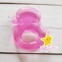Teether Bayi Mainan Gigitan Bayi Water Teether Aman dan Mudah Dipegang