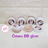 Cream BB GLOW crystal whitening