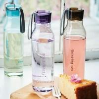 lock & lock botol minum 550 ml - HLC 644