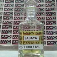Minyak Wangi/ Bibit Misik Sabaya 100% Murni