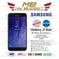 Samsung Galaxy J7 Duo RAM 3GB ROM 32GB - GARANSI RESMI
