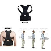 Terapi Koreksi Postur Punggung / alat pelurus punggung L / XL