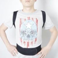 Tali Penyangga Koreksi Punggung Tegak / pelurus punggung Size M