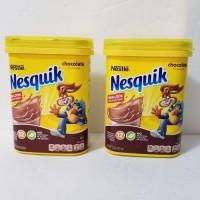 Susu NESTLE NESQUIK Strawberry / Chocolate Susu Bubuk Import