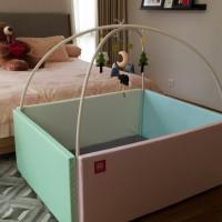 Foldaway Bumper Mat Standard + Play Mobile + Hanging Toys