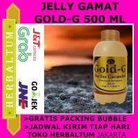 Teripang Cair Jelly Gamat 500 ml untuk hipertensi, kolestrol, anemia