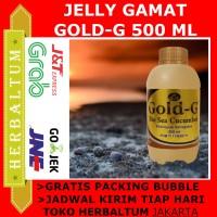 Jelly Gamat 500 mL Merk Gold G