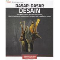 Buku Arsitektur Seni Rupa Dasar-dasar Desain Komunikasi Visual DKV