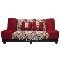 SOFA BED RECLYNING 180x110 / SOFA SANTAI - MURAH BERKUALITAS