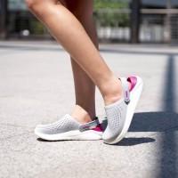 Sandal Crocs LiteRide Clog / Sendal Cewek Cowok