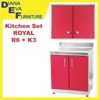 Kitchen Set Royal (Set R6 + K3)