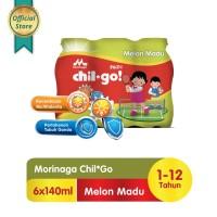 Chil Go Milk Melon Madu 6x140ml
