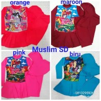 Baju Renang Rok Wanita Anak SD Usia 6-12 Tahun My Little Pony