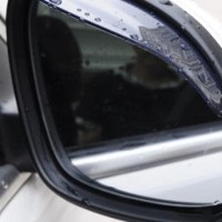 Autocar Mika Pelindung Spion Mobil dari Hujan 1set isi 2pcs