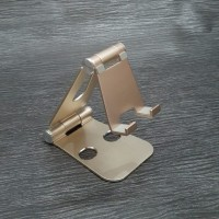 HIGH QUALITY Universal Foldable Stand / Holder Mount Handphone Tablet
