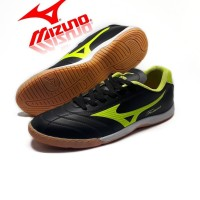 Sepatu Futsal pria Mizuno Fortuna Rza Prrmium Japan Bonus kaos kaki