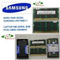RAM nb DDR3L 8GB NB/LAPTOP 12800 1600mhz
