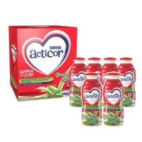 Acticor Green Tea 85ml [6 Pcs] Gratis 6 Pcs
