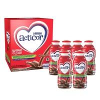 Acticor Chocolate 85ml [6 Pcs] Gratis 6 Pcs