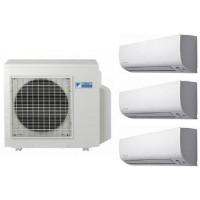 AC Daikin Multi-S 3 Koneksi 1/2 PK + 1/2 PK + 1/2 PK MKC50RVM4