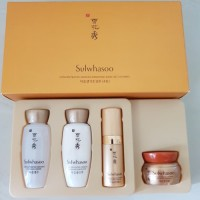 Sulwhasoo Concentrated Ginseng Renewing Basic Kit (4 Items)