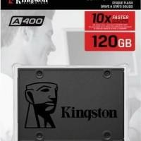 SSD Kingston A400 120GB Garansi 3 Tahun Semarang