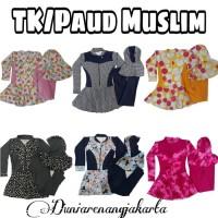 Baju Renang Muslim Anak Cewek Usia TK