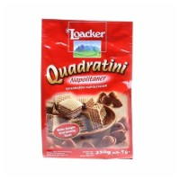 Loacker Quadratini Napolitaner 250 gr