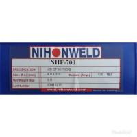 Nihonweld Hardfacing NHF 700 Dia 4.0mm