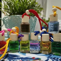 TERLARIS!! 7 Varian Aroma Parfum Pewangi Pengharum Mobil dan Ruangan