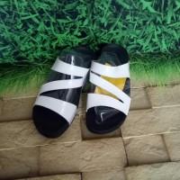 Sale Sandal fitflop / fitflop Twist -Hitam