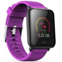 Q9 Smartwatch Anti Air Warna Warni Dengan Monitor Detak Jantung