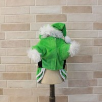 Baju Hewan 98012 Christmas Dress S