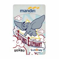 MANDIRI E-MONEY SPECIAL EDITION DISNEY DUMBO