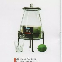 khusus grab/gojek dispenser kaca glass KANLO DLX