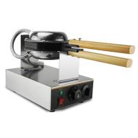 Mesin Cetakan Kue Egg Waffle Hongkong Style 220V