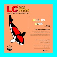 LC Koi All in One size Medium packaging 5kg