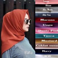 Jilbab/Hijab/khimar instan Diamond mirip Elzatta zoya rabbani